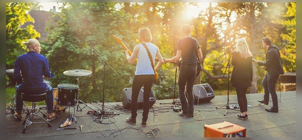 PUBLIK SOOVITAB: Hipsterfestival, kus kuuleb vaid akustilist muusikat: Acoussion Live meelitab rahvast metsa