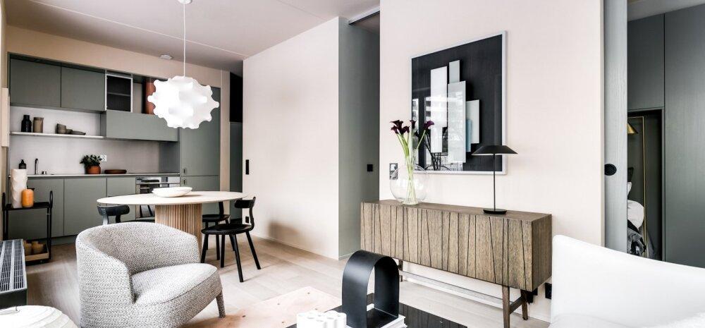 Parasjagu suurusega kodu — võluvalt kompaktne