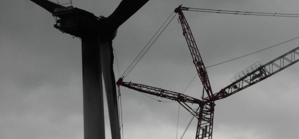 Kohus peatas valitsuse plaani Eesti Energiale maatüki kinkimiseks