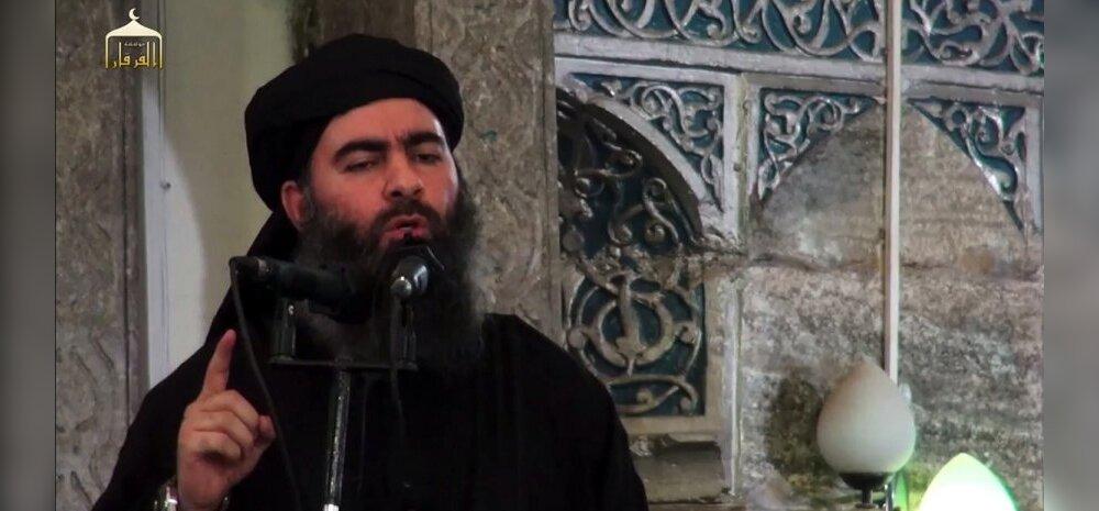 Allikas: ISILi juht al-Baghdadi sai raskelt viga