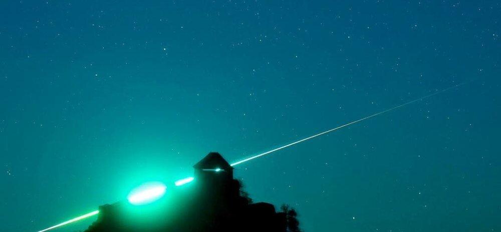Soome pinnale kukkus tõenäoliselt mitu kilo kaaluv meteoriit