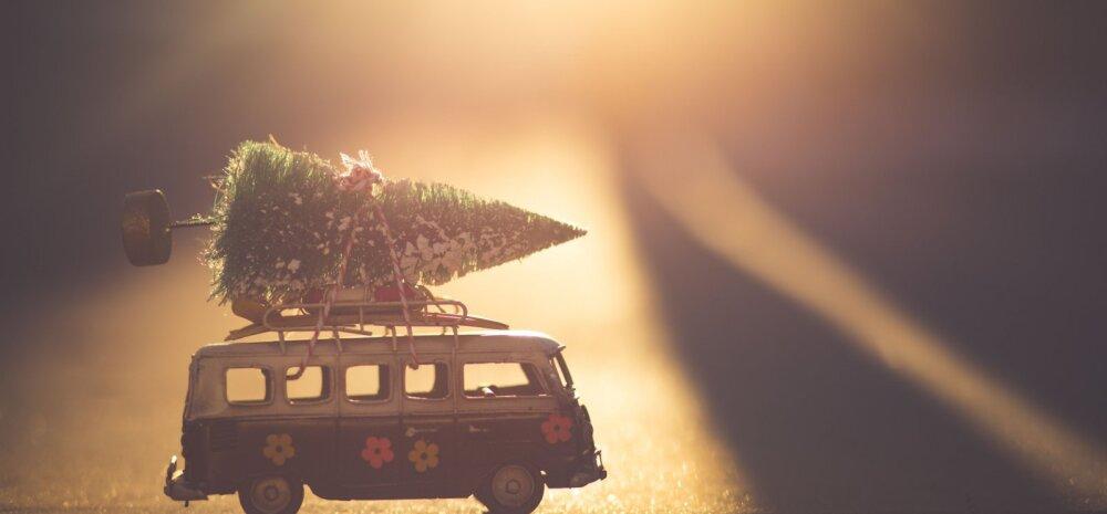 Ainsal ajal aastas, mil peaksime nautima rahu, rabeleme me nii, et oleme sunnitud võtma tüki juba järgmise aasta arvelt