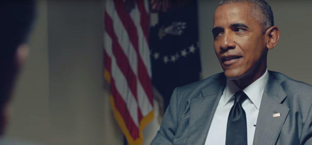 Barack Obama on tõeline filmifänn: vaata, mis on tema 8 lemmikut ulmefilmi ja -sarja
