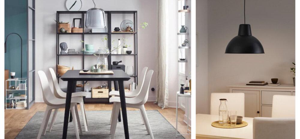 HINNAVÕRDLUS | Kui suur on hinnavahe Soome ja Läti IKEA vahel, kui on plaan köögi sisustamine ette võtta?