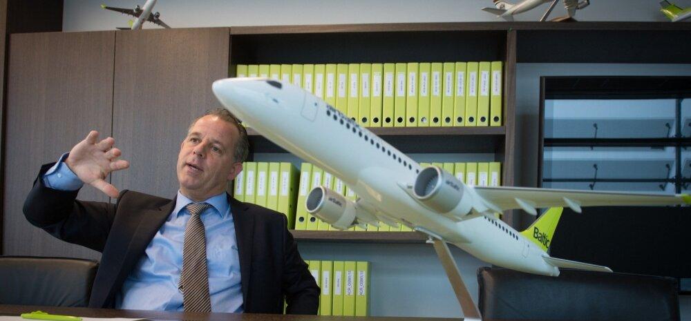 Air Balticu juht Martin Gauss