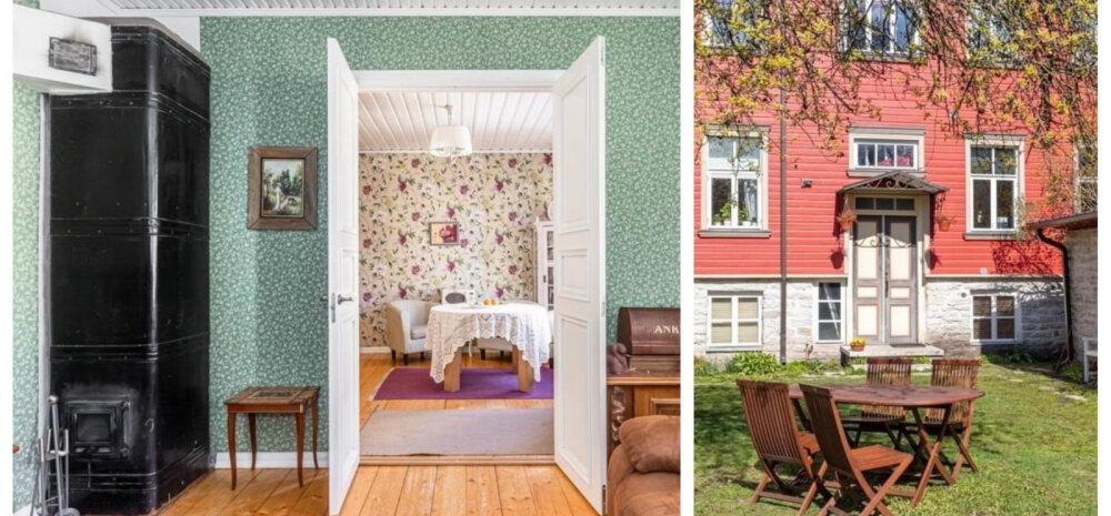 ФОТО | Романтика и домашний уют, да еще и с сауной! Эта квартира в Каламая заставит вас забыть шум и суету большого города