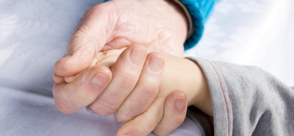 Eveliis eutanaasiast: parim viis näidata, kui palju sa kedagi armastad, on lubada tal surra nii, nagu ta ise soovib