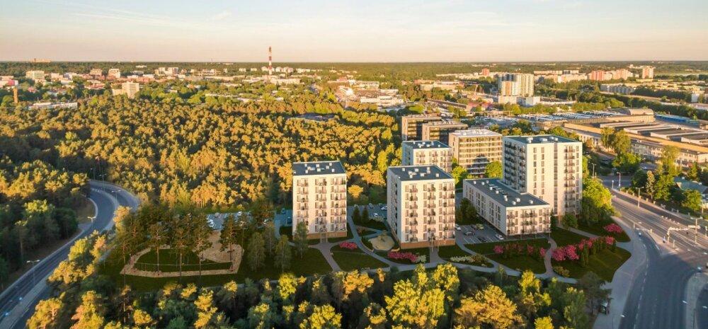 ОБЗОР │ Хит-парад на рынке недвижимости: многоэтажные дома наибольшего спроса