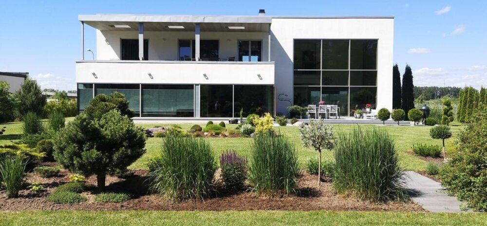 ФОТО | Просто загляденье! Названы самые красивые дома и сады Тарту