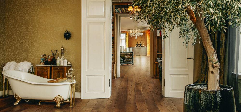 Eesti disainpõrandad on jõudnud Hollywoodi staari Robert Downey jr koju