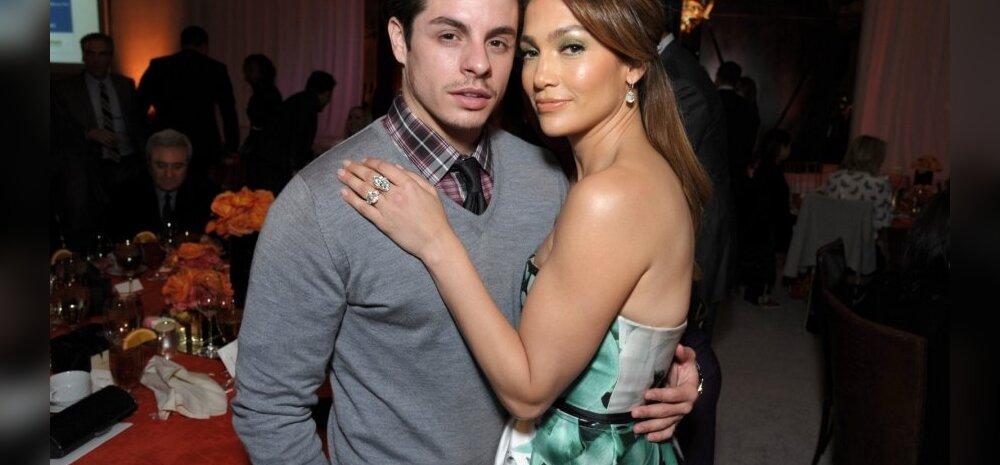 Casper Smart ja Jennifer Lopez