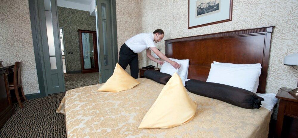 HOTELL BARONS,SUUR-KARJA 7