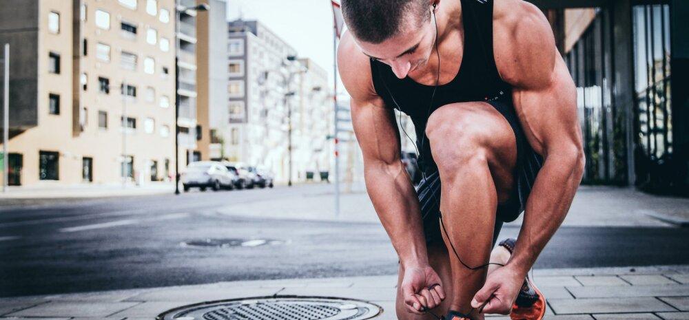Machomehe hormoon ehk testosteroon — nii mehe musklid, seksuaalsus kui karjäär on tema võimuses!