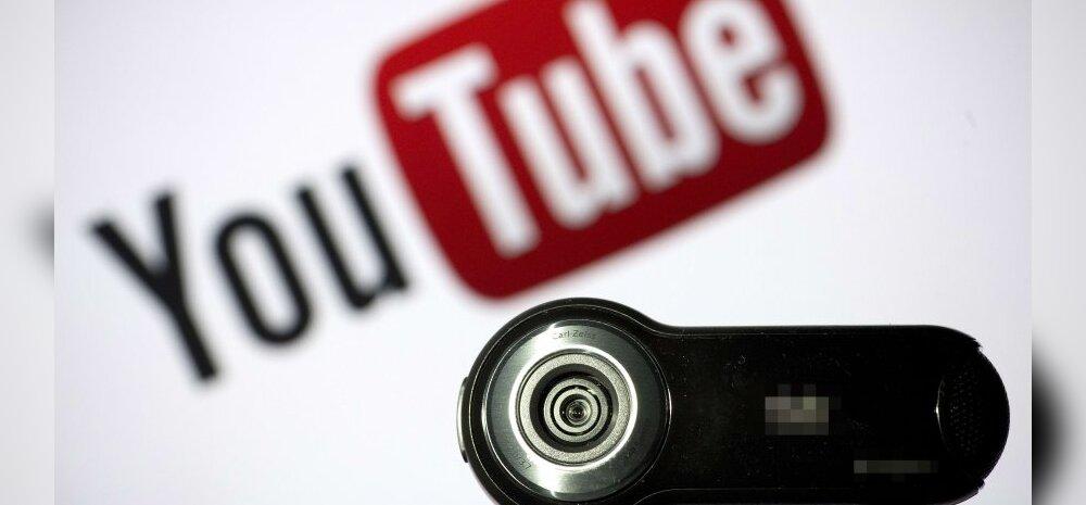 TOP 25: Kes Youtubes enam raha teenivad ja kuidas?