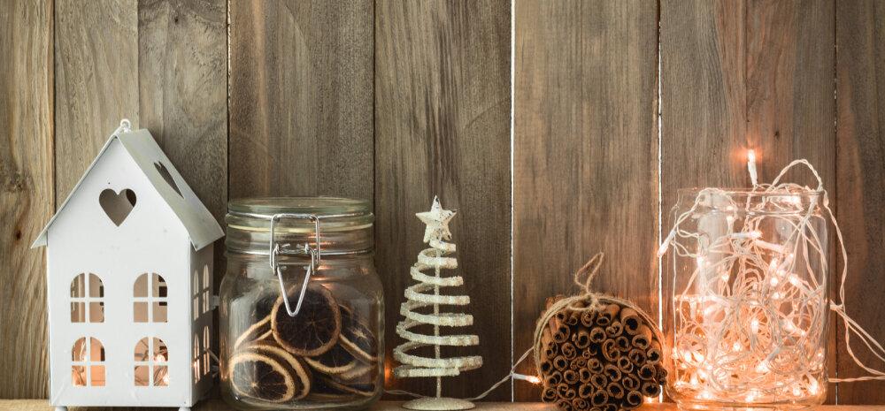 Nutikaid soovitusi pisikese kodu kaunistamiseks