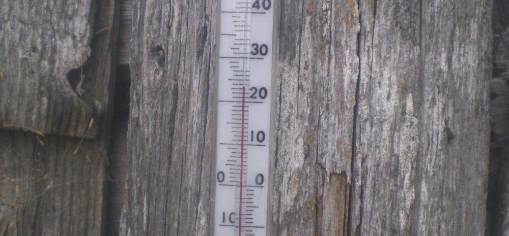 FOTO: Kas praegusel ajal võib 23 soojakraadi juba vananaistesuveks nimetada?