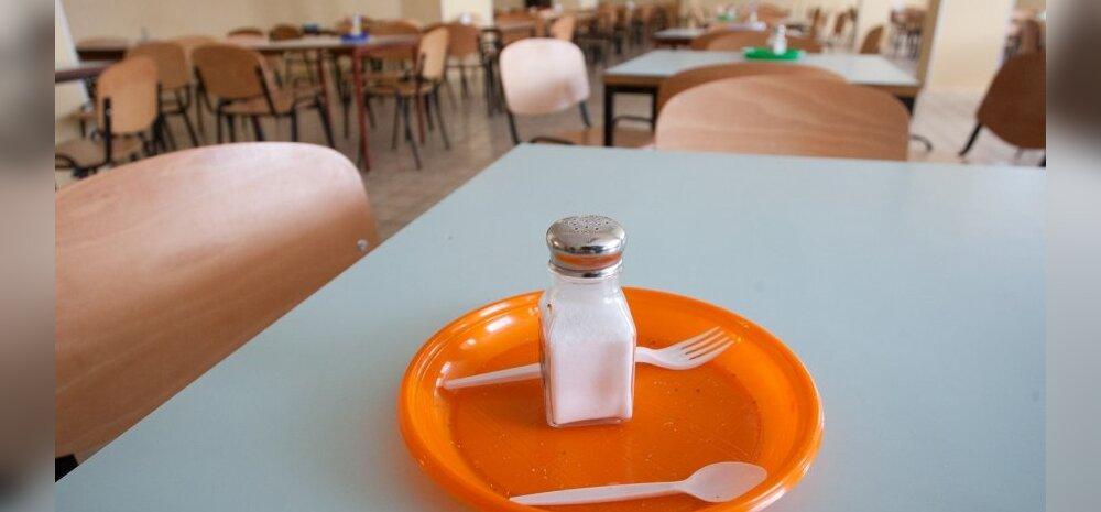 25 viisi, kuidas soola hoopis majapidamistöödes kasutada
