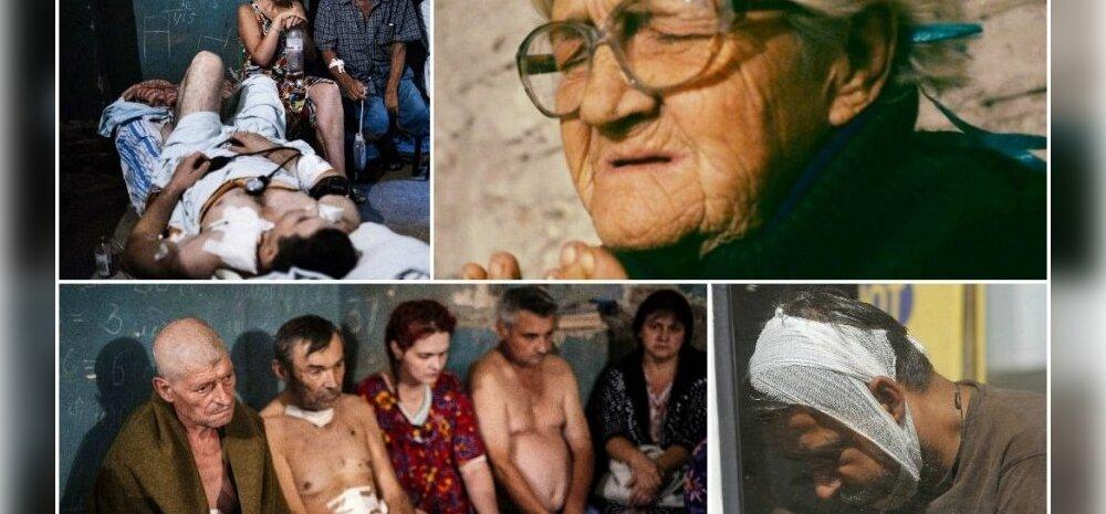 Как выживают на востоке Украины: мама вышла из магазина и видит — 10 трупов