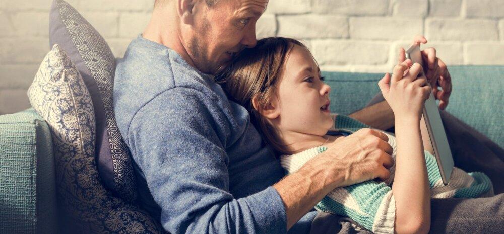 Selle asemel, et suunata lapsi pidevalt uue eesmärgi poole, paku tuge selle eesmärgi juures, mis tal parasjagu käsil on.