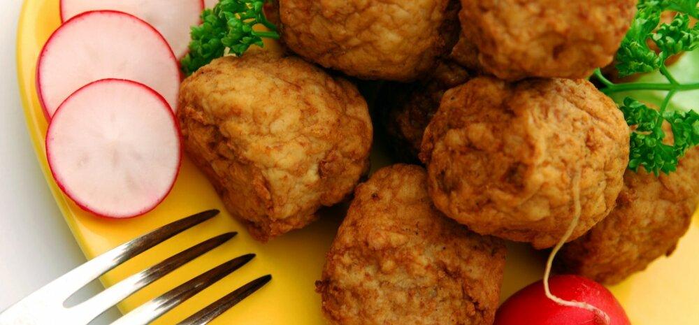 Karolini pereelu | Viinerid ja friikartulid ehk kuhu jäävad normaalsed lastemenüüd?
