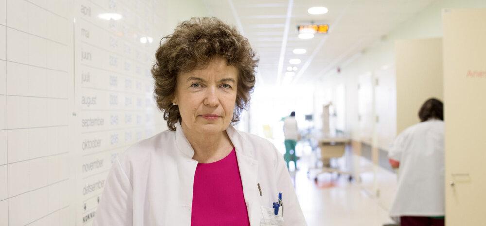 ITK naistekliiniku juhataja Lee Tammemäe: meedikud ja patsiendid ei ole vastased — me ei võitle teineteisega, vaid peame olema liitlased