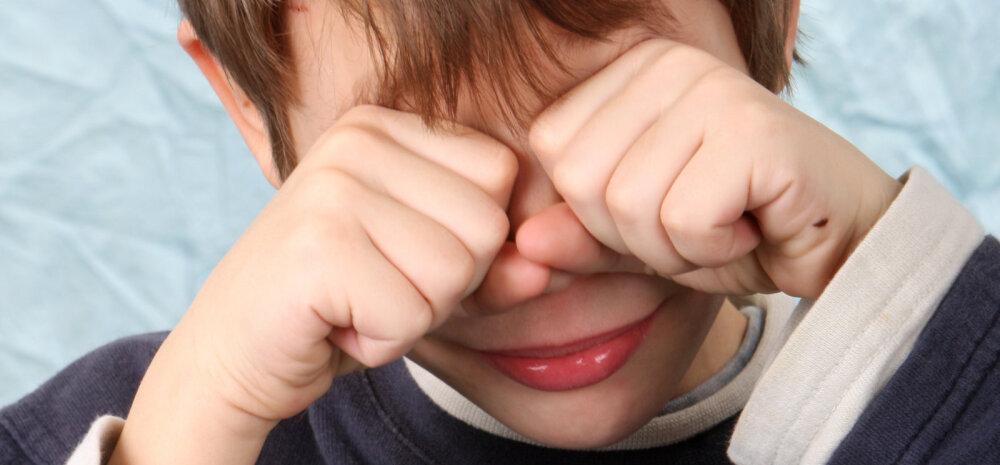 JÕULUKS KOJU 7: Ma polnud ammu oma suurt poega nutmas näinud...