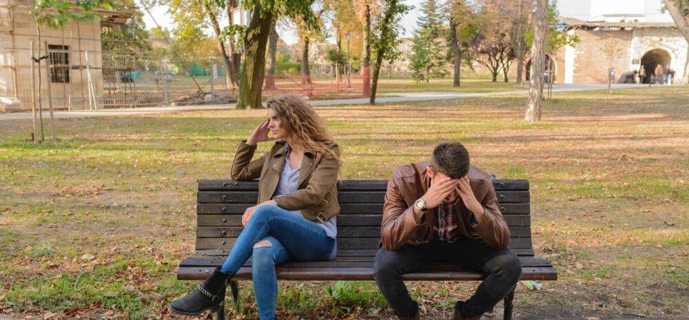 Mees vajab nõu: sõbranna veedab iga õhtu minuga, aga elab tegelikult koos oma lapse isaga... kuidas tema tunnetest päriselt aru saada?
