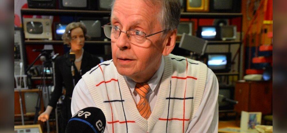"""Kunagine """"AK"""" peatoimetaja Enn Eesmaa meenutab: vähemalt hetketi on saadud teha kogu rahvale olulist tööd!"""