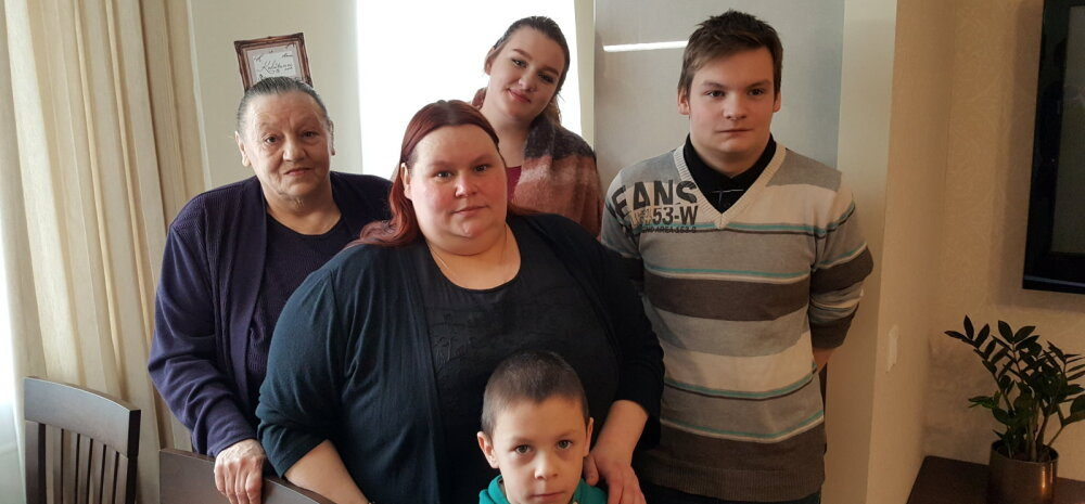"""TÄNA! """"Kodutunne"""" aitab kolme lapsega üksi jäänud Kiirat"""