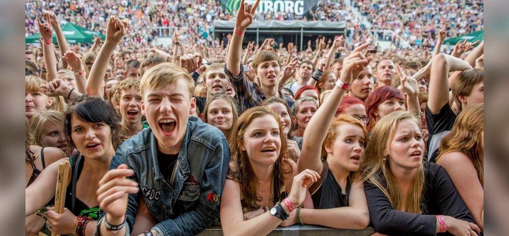Green Day lauluväljakul