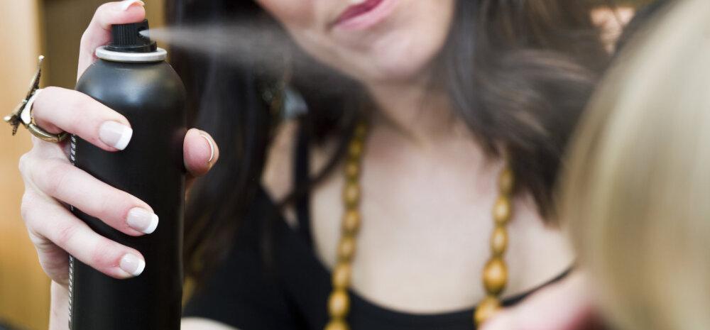 Elupäästvad nipid   7 üllatusliku viisi, kuidas juukselakki kasutada