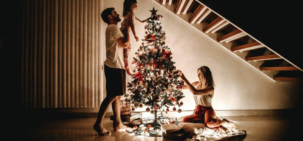 Новый год по фэн-шуй: куда поставить елку?