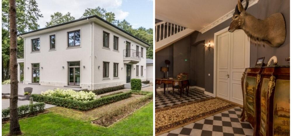 ФОТО │ Лучшие из лучших: обзор самых шикарных и красивых домов Эстонии