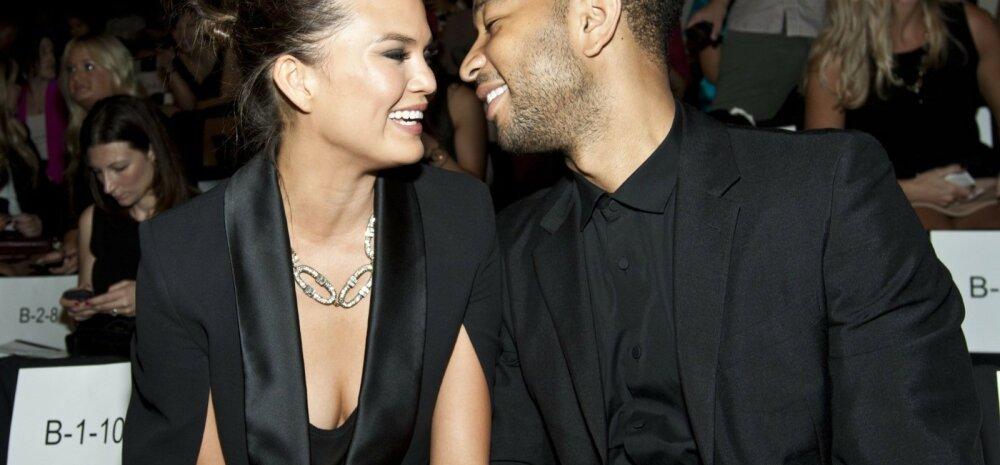 John Legend ja Chrissy Teigen