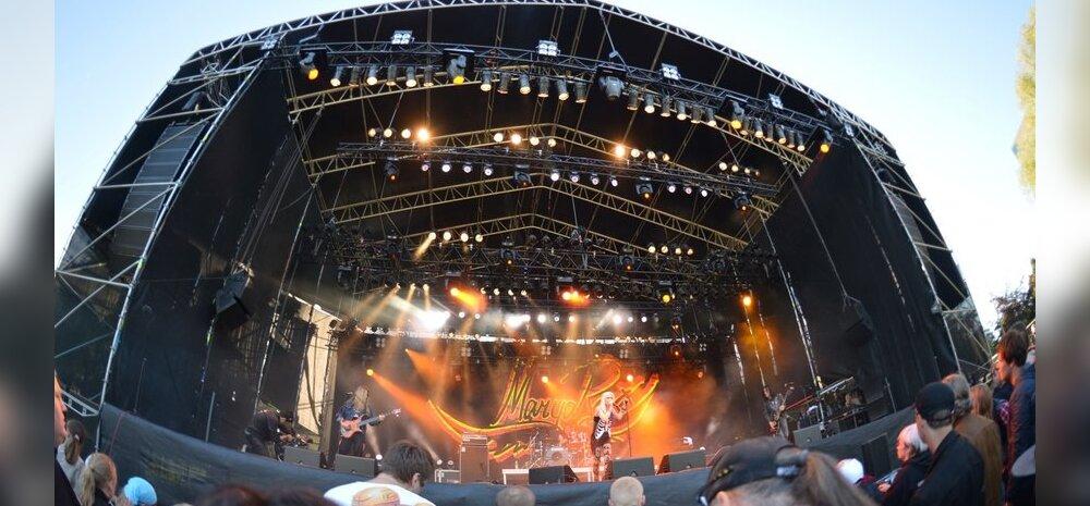 LOE ja VAATA: Rock Summer 25 - esimese päeva lõpuks oli festivali tunne juba!