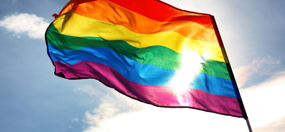 Kas tead, miks vikerkaarevärvides lipp on LGBT-kogukonna sümbol?
