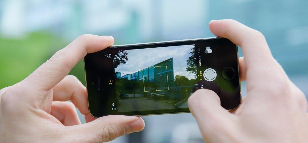 Võrdleme kolme tipp-nutitelefoni kaameraid