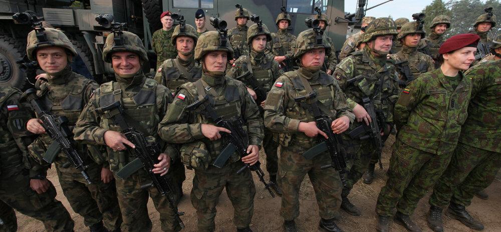 Poola viib läbi 42 miljardit dollarit maksva militaarreformi