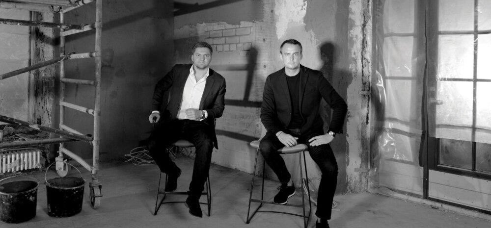 Ander Sõõrumaa (vasakul) ja Paul Veetõusme