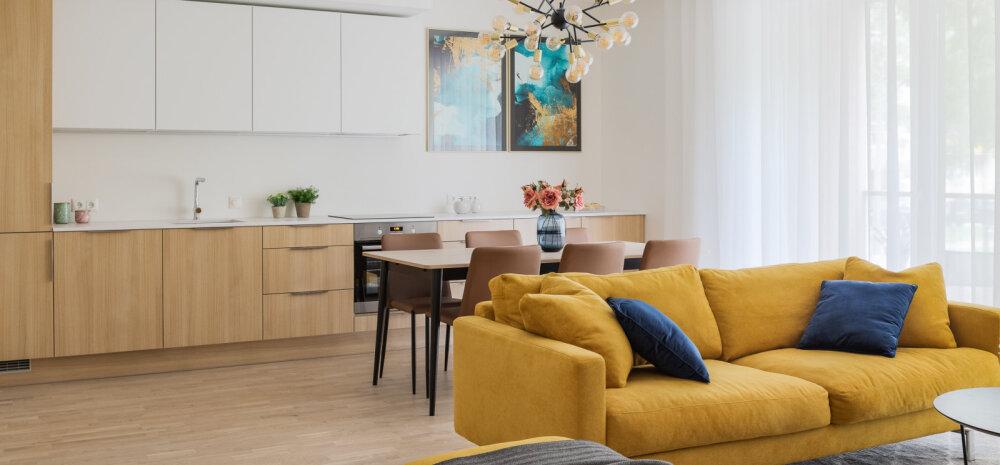 Üheksa põhjust, miks eelistada kodu uues elamus