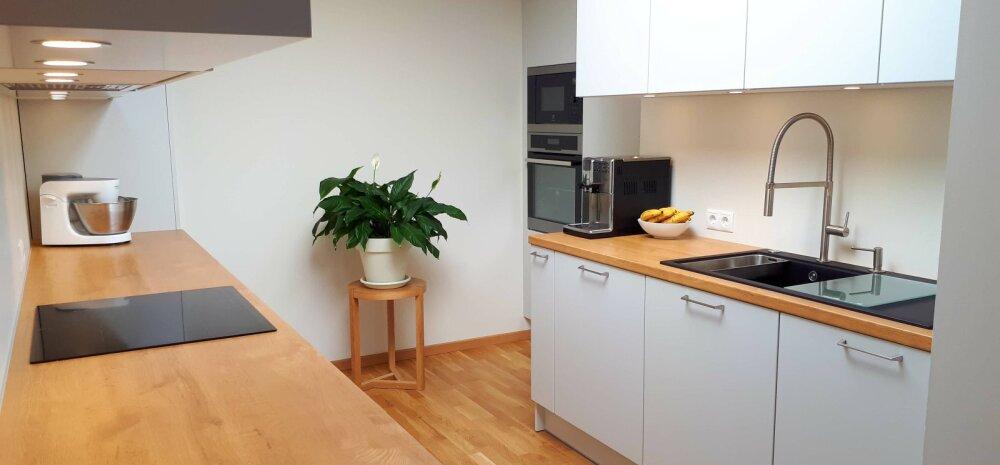 """""""MEIE KODU 2018"""" │ Praktiline köök tagasihoidlikes toonides"""