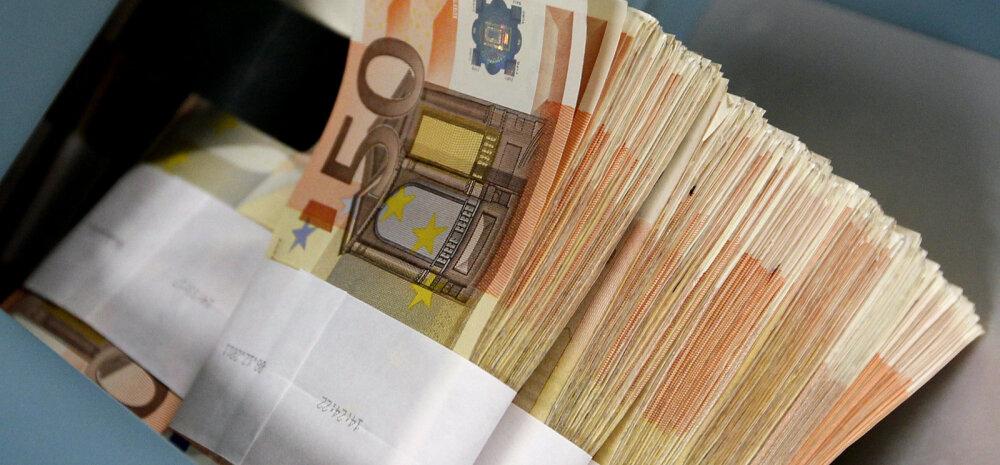 Miks Eesti sularahaautomaadid 50-eurosest suuremaid kupüüre ei väljasta?