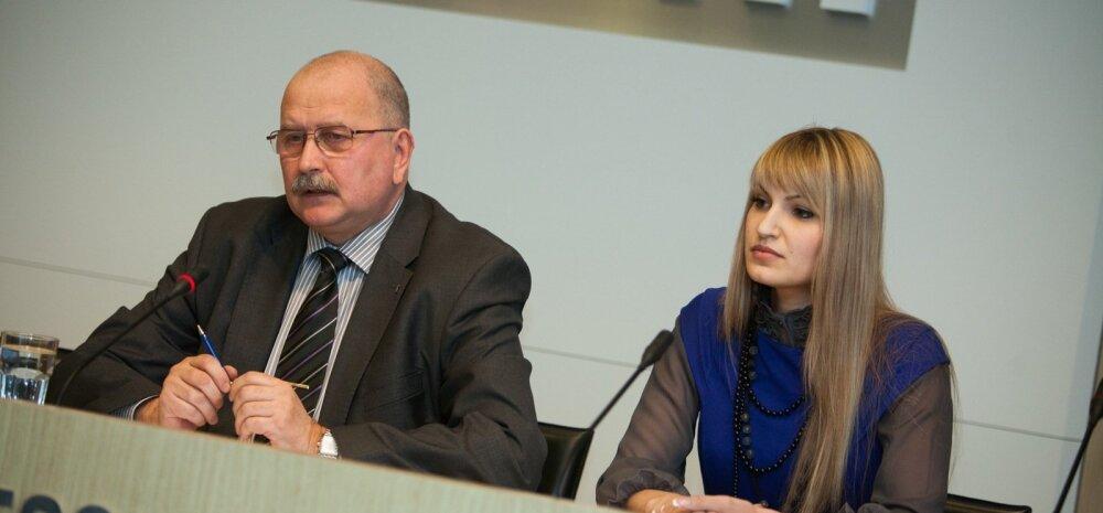 Tallinna Linnavalitsuse pressikonverents seoses netikommentaatoritega