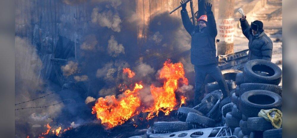Janukovõtš lubas opositsioonile peaministri kohta, kuid tagasi ei astu