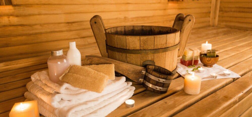 Kuhu on kõige mõistlikum rajada saun?