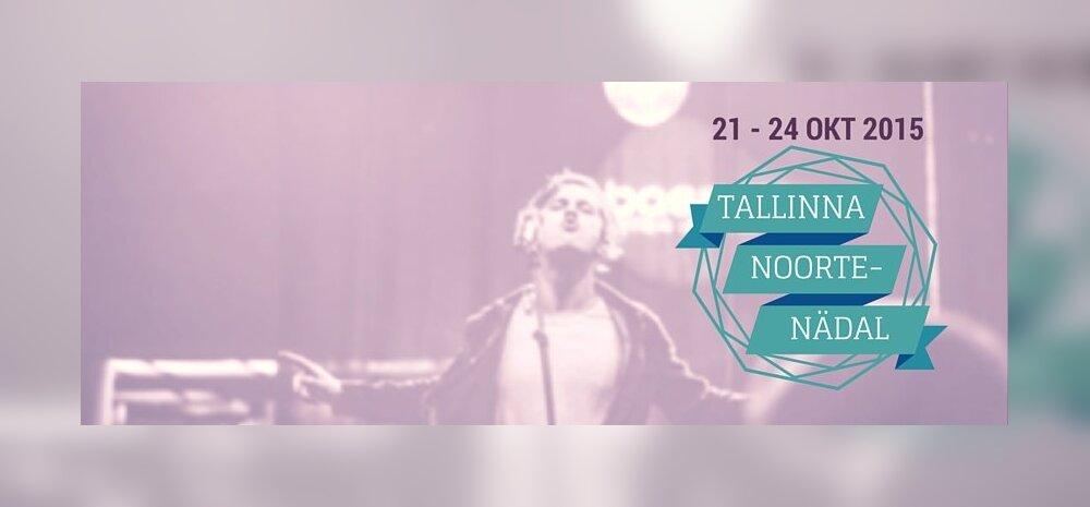 VAATA! Tallinna noortenädal 2015 pakub koolivaheajal Kultuurikatlas meeleolukat programmi