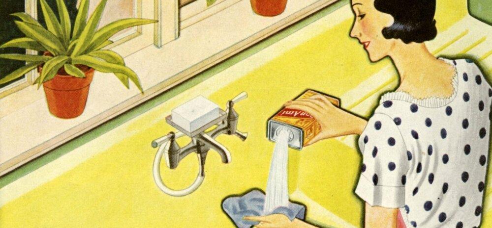 HEA TEADA! 19 kasulikku puhastusnippi soodaga