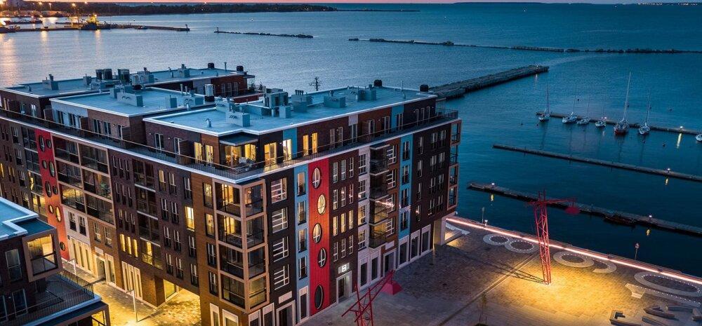 FOTOD | Vaata millised ehitised kandideerivad Aasta betoonehitis 2018 tiitlile