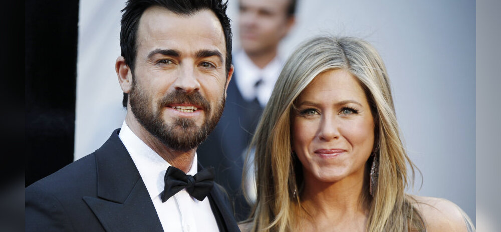 Justin Theroux ja Jennifer Aniston