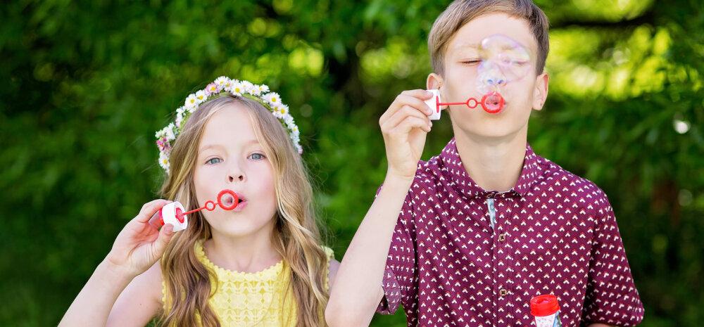 Teel kuulsusesse: tuntud Kinderi šokolaadi pakendit hakkavad kaunistama Eesti laste näod